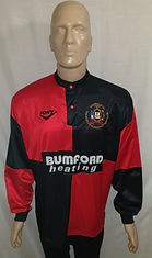 1995/96 Sheffield Long Sleeved Home Shirt: Size XL