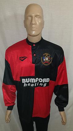 1995/96 Sheffield Long Sleeved Home Shirt