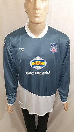 2006/07 Crystal Palace Long Sleeved Away Shirt