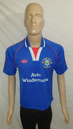 2000/01 Linfield Home Shirt