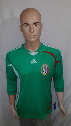 2008-2009 Mexico Home Shirt (Brand New with Tags)