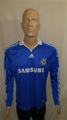 2008/09 Chelsea Long Sleeved Home Shirt (Formotion)