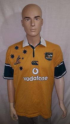 2002-2003 Australia Home Shirt