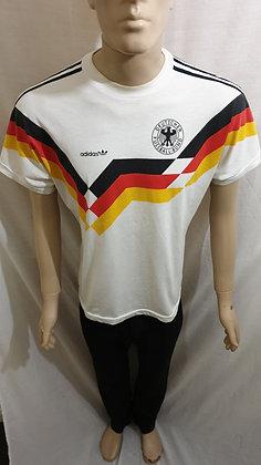 1990 West Germany Training Shirt: Size 40/42