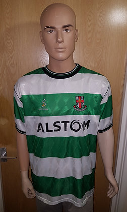 1998/99 Lincoln City Away Shirt