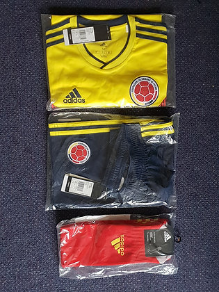 2017-2018 Colombia Home Kit (Brand New in Plastic)