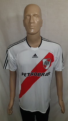 2006-2007 Club Atlético River Plate Home Shirt