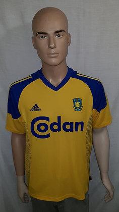 2002/03-2003/04 Brøndbyernes Idrætsforening Home Shirt