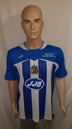 Wigan Athletic 2006 Carling Cup Final Shirt