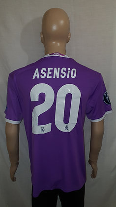 Real Madrid 2017 Champions League Final Shirt ASENSIO (Brand New with Tag)
