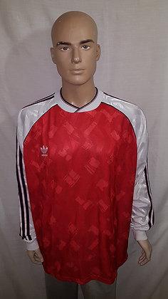 Adidas/1992 Czechoslovakia Long Sleeved Home Shirt