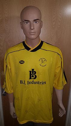 2000/01-2001/02 Burton Albion Home Shirt: Size 44