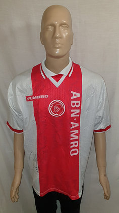 1998/99 AFC Ajax Home Shirt (Signed)