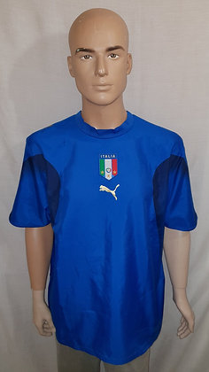 2006 Italy Home Shirt