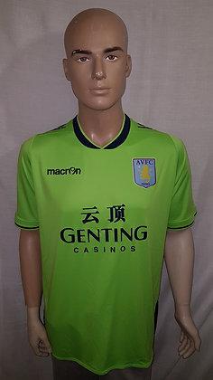 2012/13 Aston Villa Away Shirt: BNWT