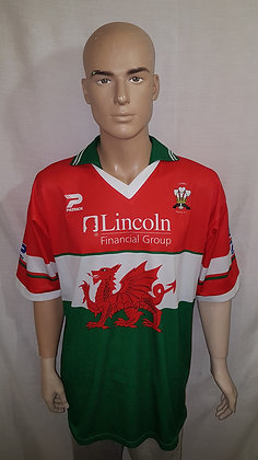 Wales 2000 Rugby League World Cup Shirt