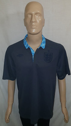 2012 England Shirt: Size 48