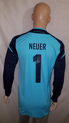 2012-2013 Germany Home Goalkeeper Shirt NEUER