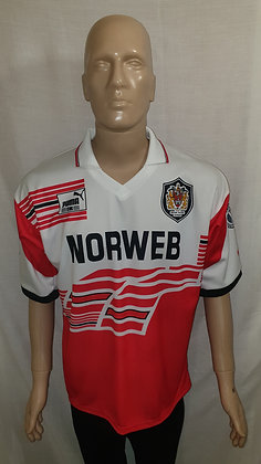 1994/95 Wigan Home Shirt (Signed and Brand New with Tag)