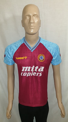 1989/90 Aston Villa Home Shirt
