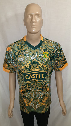 2018 South Africa Sevens Shirt (Brand New with Tag)