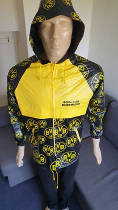 Borussia Dortmund 1997 Champions League Winner Coat: Size 164