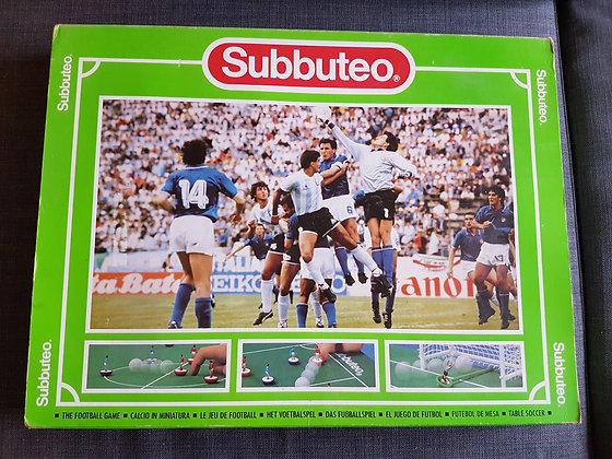 1980's Subbuteo Set