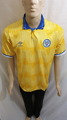 1989/90-1991/92 Leeds United Away Shirt: Size 107cms/42inch