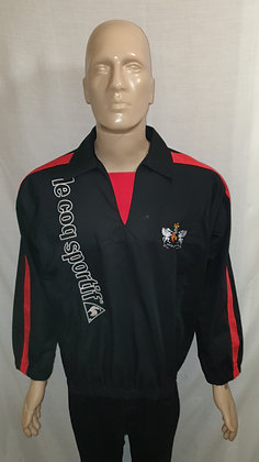 """1996/97 Exeter City Drill Top: Size 38/40"""" 97/102cms"""