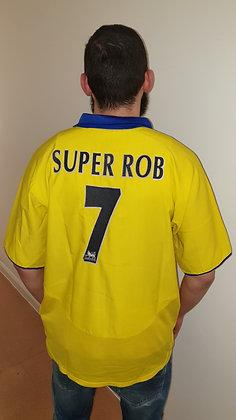 2003/04 Arsenal Away Shirt SUPER ROB 7