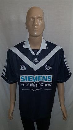 2000/01 FC Girondins de Bordeaux Home Shirt