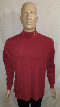 1992/93 Aston Villa Turtle Neck Shirt