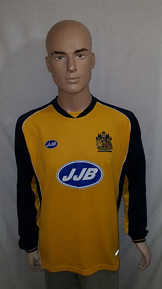 2005/06 Wigan Athletic Long Sleeved Away Shirt