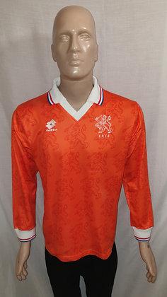 1994-1996 Netherlands Long Sleeved Home Shirt