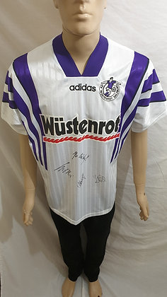 1997/98 SV Wüstenrot Salzburg Home Shirt (Signed)