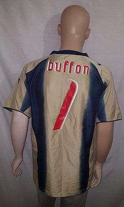 2006 Italy Home Goalkeeper Shirt BUFFON 1
