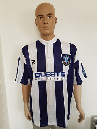 1996/97-1997/98 West Bromwich Albion Home Shirt