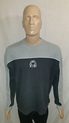 2001/02 Wolverhampton Wanderers Long Sleeved Leisure Shirt