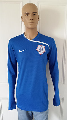 2008-2009 Netherlands Away Goalkeeper Shirt: LT