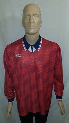 1994-1995 Umbro Long Sleeved Shirt