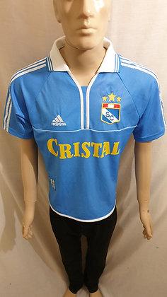 2000 Club Sporting Cristal S.A. Home Shirt