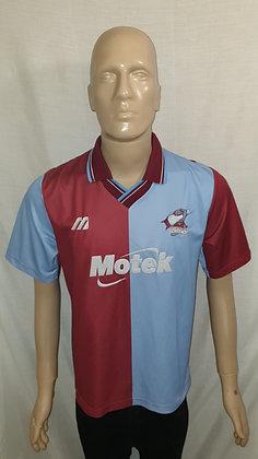 1998/99-1999/00 Scunthorpe United Home Shirt: Size 38/40