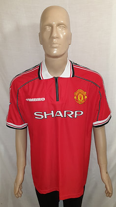 1998/99 Manchester United Home Shirt