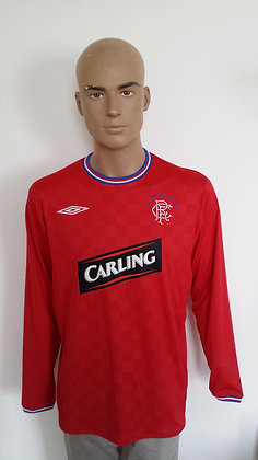 2009/10 Rangers Away Shirt