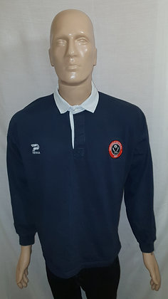 2000/01-2001/02 Sheffield United Rugby Shirt
