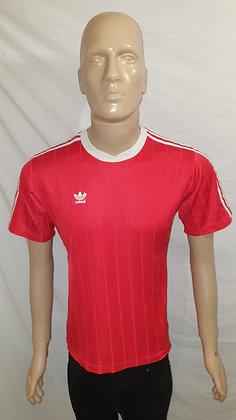 1987/88-1988/89 Adidas Shirt: Size 40/42