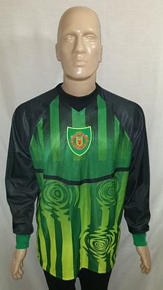 1997/98 Manchester United Prototype Home Goalkeeper Shirt