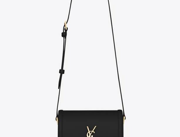 Black SS small shoulder bag