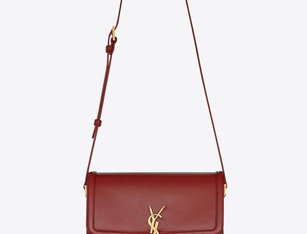 Red SS medium shoulder bag