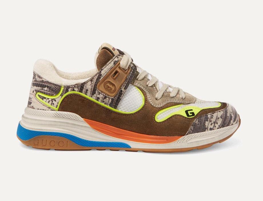 GU sneakers